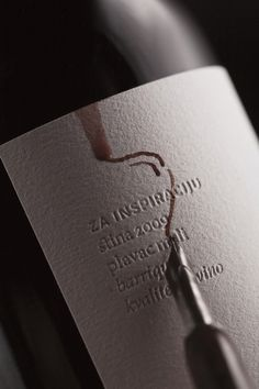 bruketa&zinic: wine for inspiration #wine #identity #branding