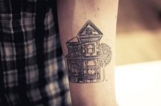 5537251903_39449d61f1_b.jpg (1024×682) #tattoo #photography #house