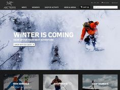 Homepage concept #website #layout #homepage