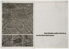 FFFFOUND! | marcus kraft: stilübungen #grid #photography #arial #type #paper