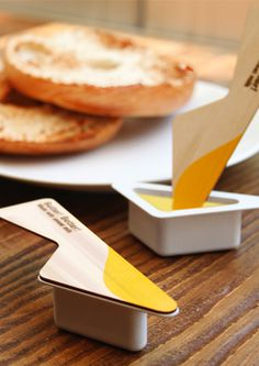 butter packaging // CALC