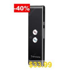 T8 #Portable #Smart #Voice #Speech #Translator #Two-Way #Real #Time #30 #Multi-Language