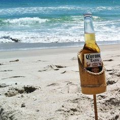 Bamboo Drink Stakes by Surf Life Designs #tech #flow #gadget #gift #ideas #cool