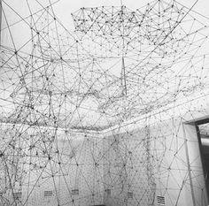 doraballa-ommo: GEGO (Gertrude Goldschmidt) 1912-1994 #sculpture #gego #gertrude #art #kinetic #goldschmid