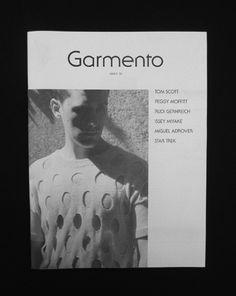 1 #garmento