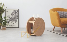Rownd Barcart — minimalgoods