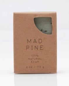Mad Pine Soap