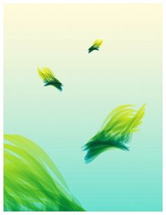 Visions | Part I of II on the Behance Network #abstract #vector #vision #fish