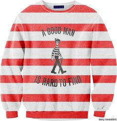 Wall-B World Wild #wheres #sweatshirt #wally #jumper #fashion