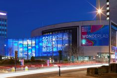 North on creating a new identity for the Science Museum Group