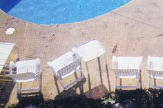 pool - meganprycedesigns.com #printmaking #print #pool #screen #summer #cmyk
