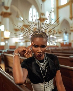 Moody Street Style Portrait Photography by Obidi Nzeribe