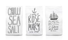 3308248703_816ac7ed9d.jpg (500×300) #printed #chilli #napkins #towels #illustration #boat #sail #paper #typography