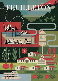 Lemanski 4 #illustration