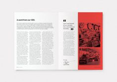 annual report 2 #print #design #annual #report