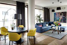 Between Madrid and Warsaw - InteriorZine #decor #interior #home