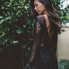 Lolo Lace Dress by For Love & Lemons #fashion #photography