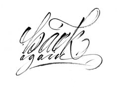 Calligraphica #lettering