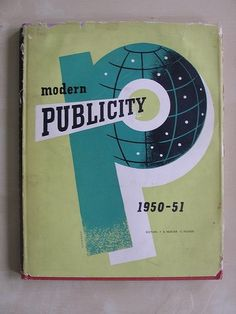 Tumblr #modern #1950 #book #publication #publicity #cover #illustration
