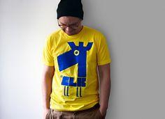 Edding850 Font elk tshirt #destruct #t-shirt #edding #bã¼ro