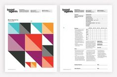 Gridness #agents #effektive #print #design #boost #identity #layout