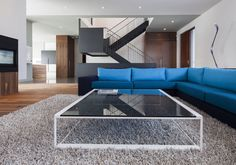 Modern Residence for a Young Couple