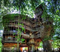 Crossville #treehouse