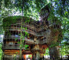 Crossville #treehouse