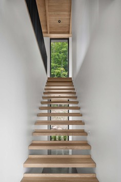 staircase / Bourgeois Lechasseur Architects