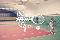 odear-open #logo #tennis