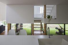 Kawate by Keitaro Muto Architects #modern #design #minimalism #minimal #leibal #minimalist