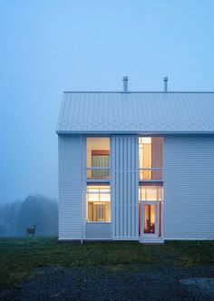 New Pennsylvania Farmhouse by Cutler Anderson Architects 3