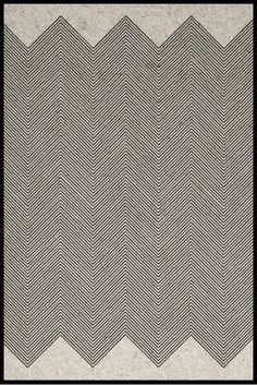SUZANNE CLEO ANTONELLI #chevron #pattern #geometric