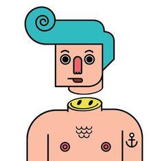 Sergi Delgado, illustration and graphic Design. Barcelona\\
