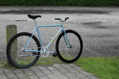 Morten's Tokyo Fixed S2 #bicycle #fixed #prolly #tokyo #bike