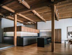 San Francisco Loft by LINEOFFICE Architecture #modern #design #minimalism #minimal #leibal #minimalist