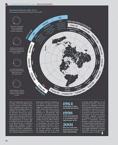 IL – Istruzioni per l'uso » Every Reason to Panic #infographics #world #globe #map