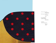 154050.jpg 600×464 pixels #dots #collage #polka #poster