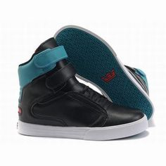 men's supra tk society black aqua white men sneakers #fashion