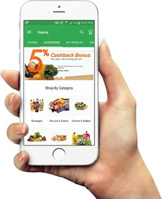 HOW TO BUILD A SMART ON-DEMAND GROCERY DELIVERY APP