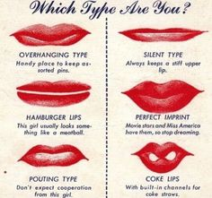 Sara Lindholm #lips #red #poster