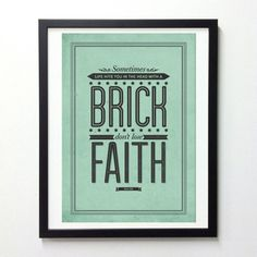 DesignersMX: Don't Lose Faith by _chrislock #saying