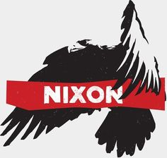 Nixon-Eagle by Marc Burmich #creative