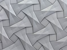 Organic Geometric Concrete Tile by KAZA Concrete concrete tile collection 8 #wallcoverings #tiles #concrete #geometric
