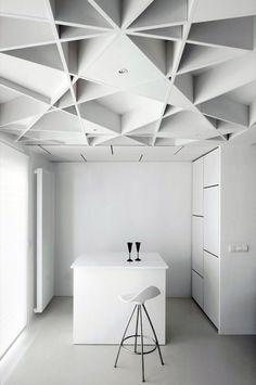 Casa de las Jxc3xa1cenas by CSLS Arquitectes #interior #white