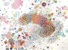 cosmicdust.jpg (JPEG Image, 720x534 pixels) #stark #dust #art #jen #cosmic