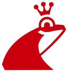 Werner & Mertz #mark #brand #identity #logo #frog