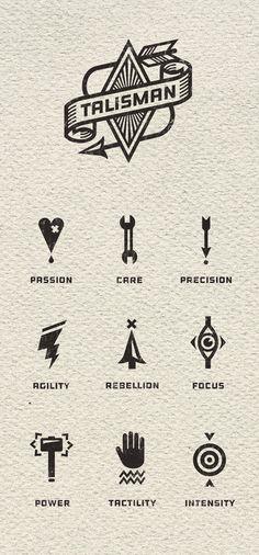 Talisman Bike Gear #design #logo #branding #bikes