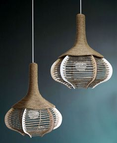 Lamps designed by Mariam Ayvazyan and Areg Siravyan -  #lamp, #design, #lighting,