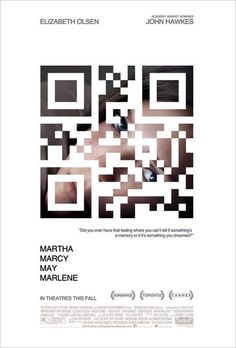 Martha Marcy May Marlene #mark #movie #marcy #durkin #sean #w #carroll #poster #marlene #may #martha
